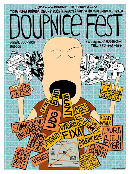 Doupnice Festival 2005