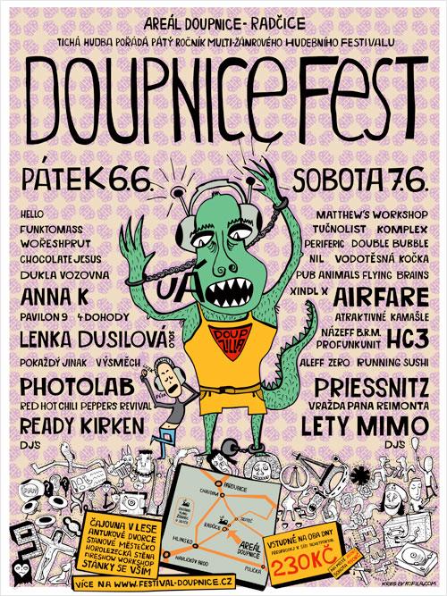 Doupnice Festival 2008