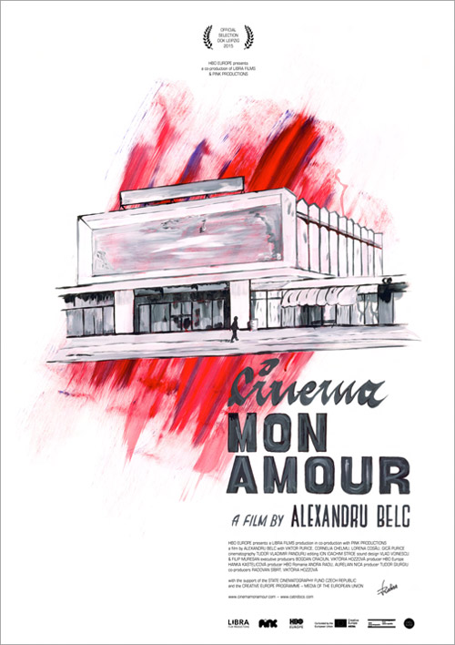 Cinema Mon Amour movie poster