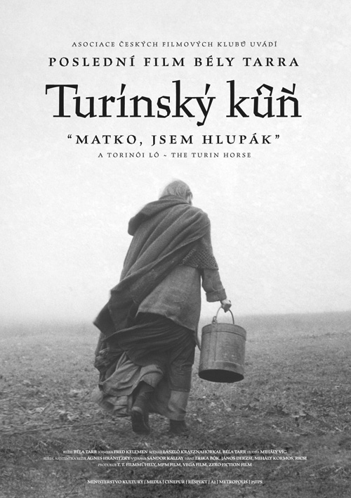 Turin Horse movie poster